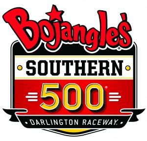 Bojangles Southern 500 logo New