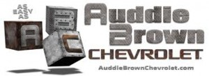 Auddie Brown Chevy logo